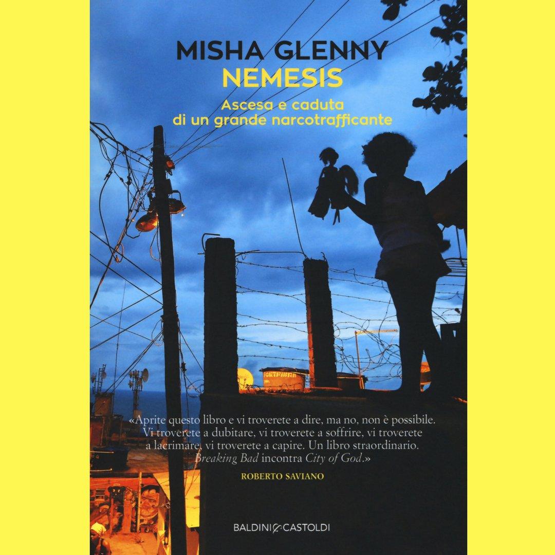 Nemesis è l'ultimo meraviglioso libro di @MishaGlenny ed è la prova di come nella complessità criminale del nostro mondo risiedano le tracce per comprendere potere, responsabilità, miseria. Ne ho scritto su @repubblicaihttps://t.co/jsmB1YdjQut