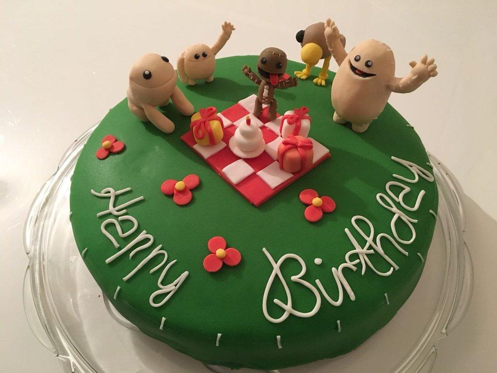 Outstanding Littlebigplanet On Twitter Lbpbirthday Winner No 4 Happy Birthday Cards Printable Riciscafe Filternl