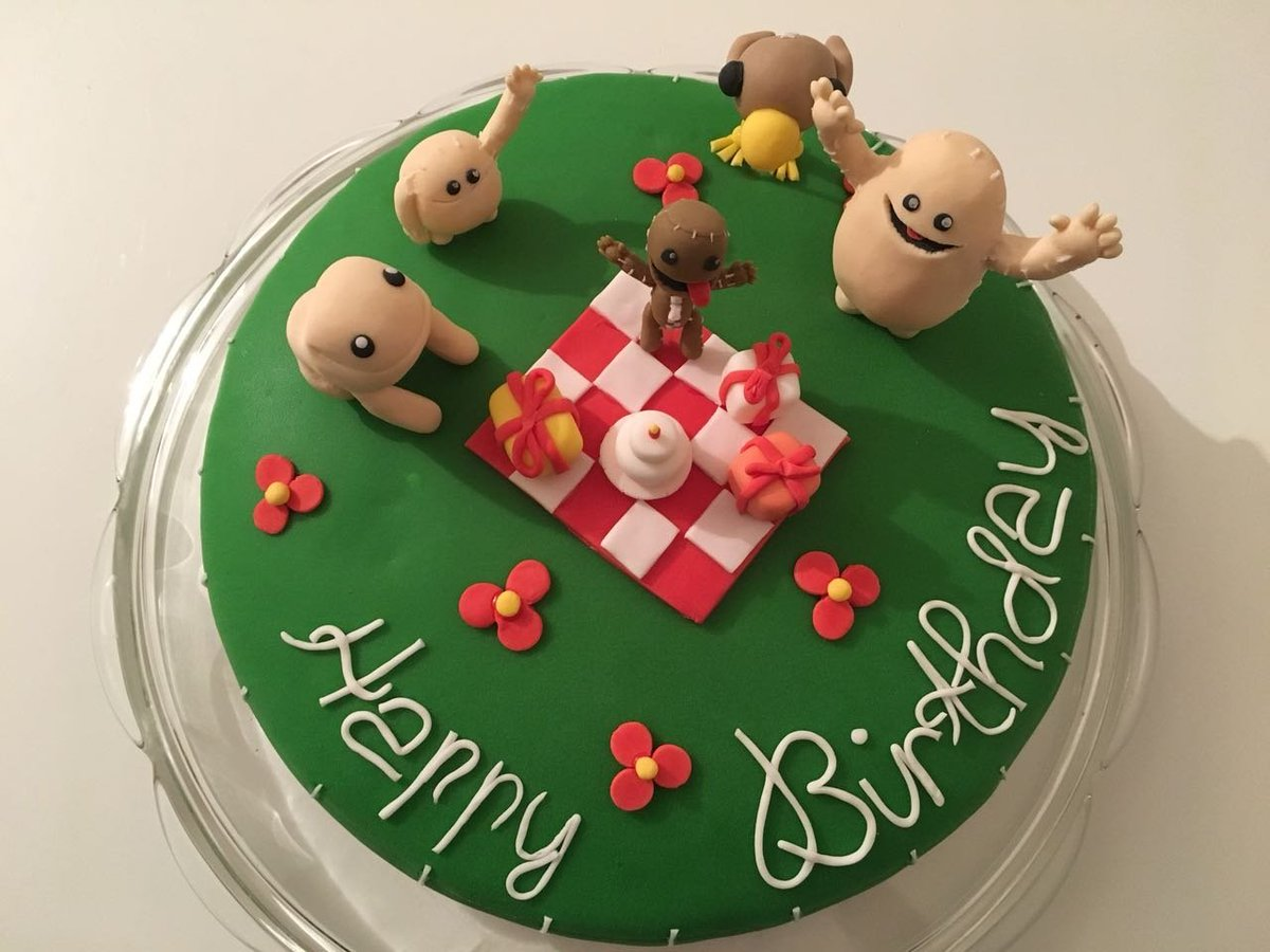 Peachy Littlebigplanet On Twitter Lbpbirthday Winner No 4 Happy Birthday Cards Printable Riciscafe Filternl