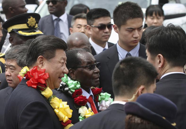 Few tears in China as old friend Mugabe ousted in Zimbabwe https://t.co/aHH9meSDyB https://t.co/ZNQSWlKrPo