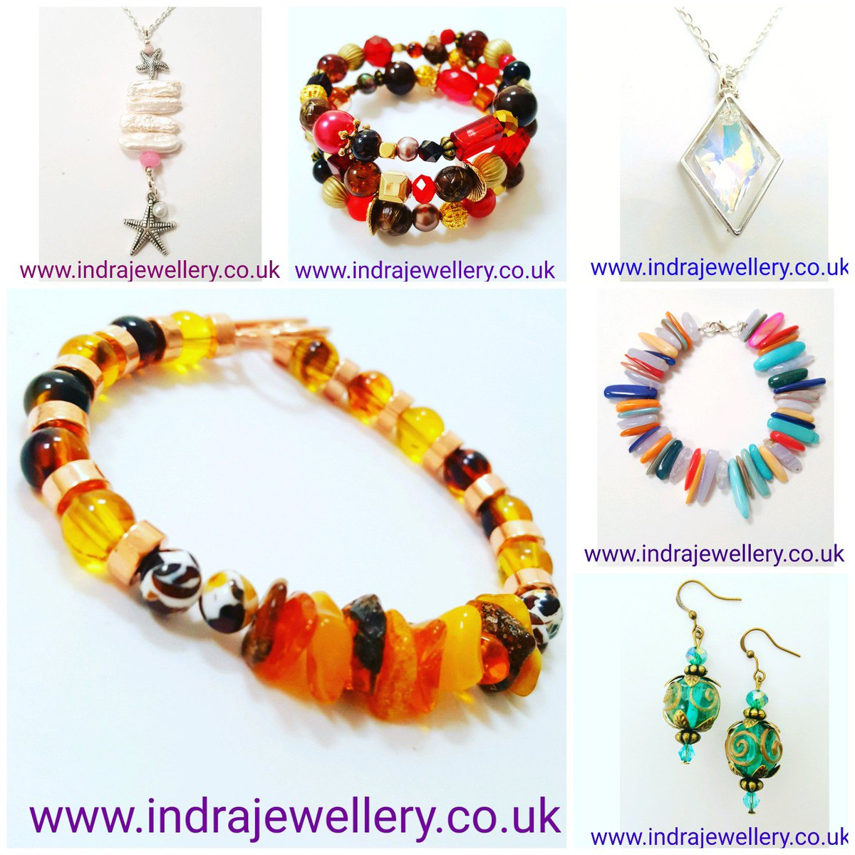Hi @Jacqueline_Gold looking for jewellery that is unique? I design and vibrant and colourful jewellery that is one of a kind! #WOW <br>http://pic.twitter.com/as5BAX4vEA