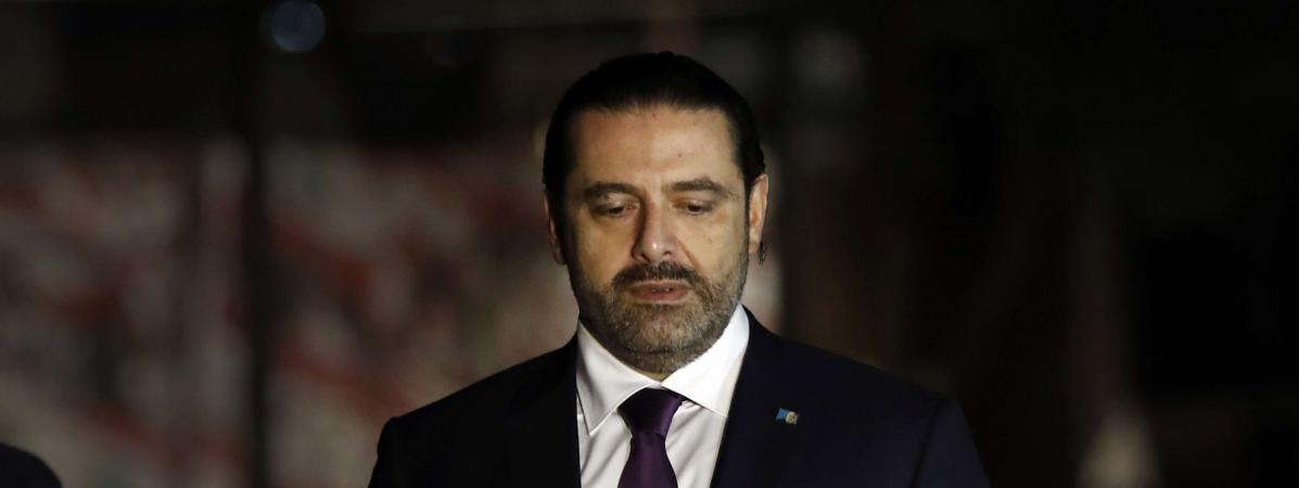 Liban : de retour à Beyrouth, Saad Hariri suspend sa démission  https://t.co/P3e1Jkfxt0