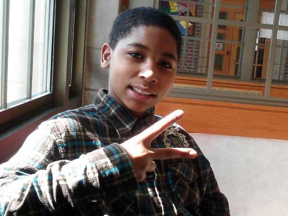 Three years ago a life was ended too soon, when a Cleveland officer shot & killed #TamirRice.