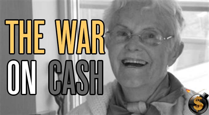Old Woman In #Sweden Becomes The Latest Victim of the War on Cash.  #Banksters #Money #WaronCash  https:// dollarvigilante.com/blog/2017/01/0 3/old-woman-in-sweden-becomes-the-latest-victim-of-the-war-on-cash.html &nbsp; … <br>http://pic.twitter.com/CDWEQdysai