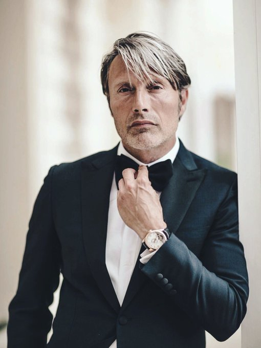 Happy 52th birthday to my one and only great dane, mads mikkelsen.