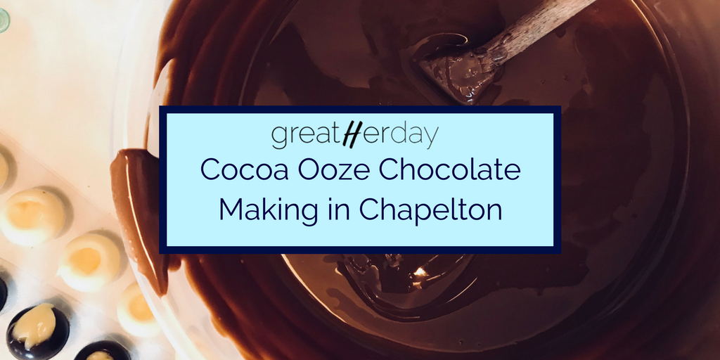 *Blog Post* ... All aboot eating my face off in Chapelton and loading up on truffles for the Winter... Like a hamster. #Chocolate #Foodie #WednesdayWisdom #Aberdeen #Chapelton #Gr8Scot #Christmas #Blogkind  https://www. greatherday.com/cocoa-ooze-cho colate-making-in-chapelton/ &nbsp; … <br>http://pic.twitter.com/9xdFT16uFR