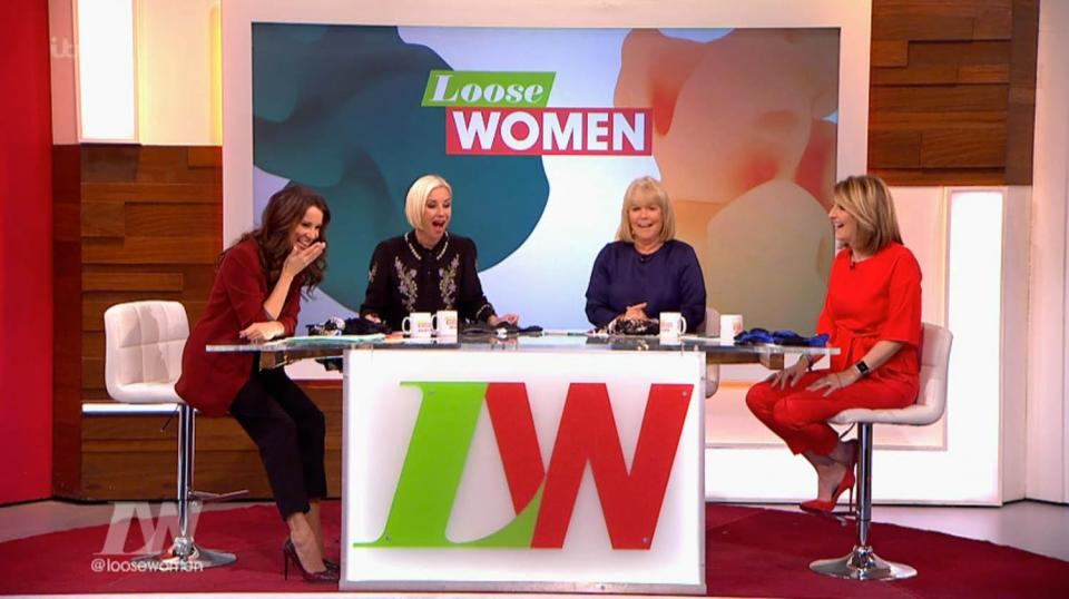 Loose Women viewers outraged after the show is cancelled https://t.co/VvoN0ik9VN