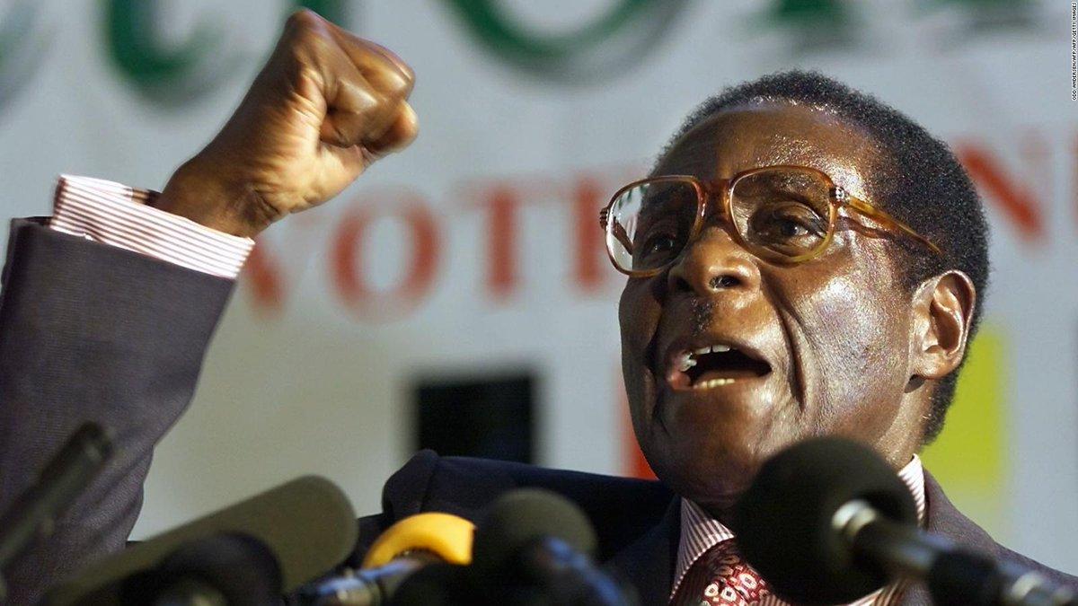 Mugabe's Resignation; Not Yet Uhuru For Zimbabwe ~ By Charles Ogbu