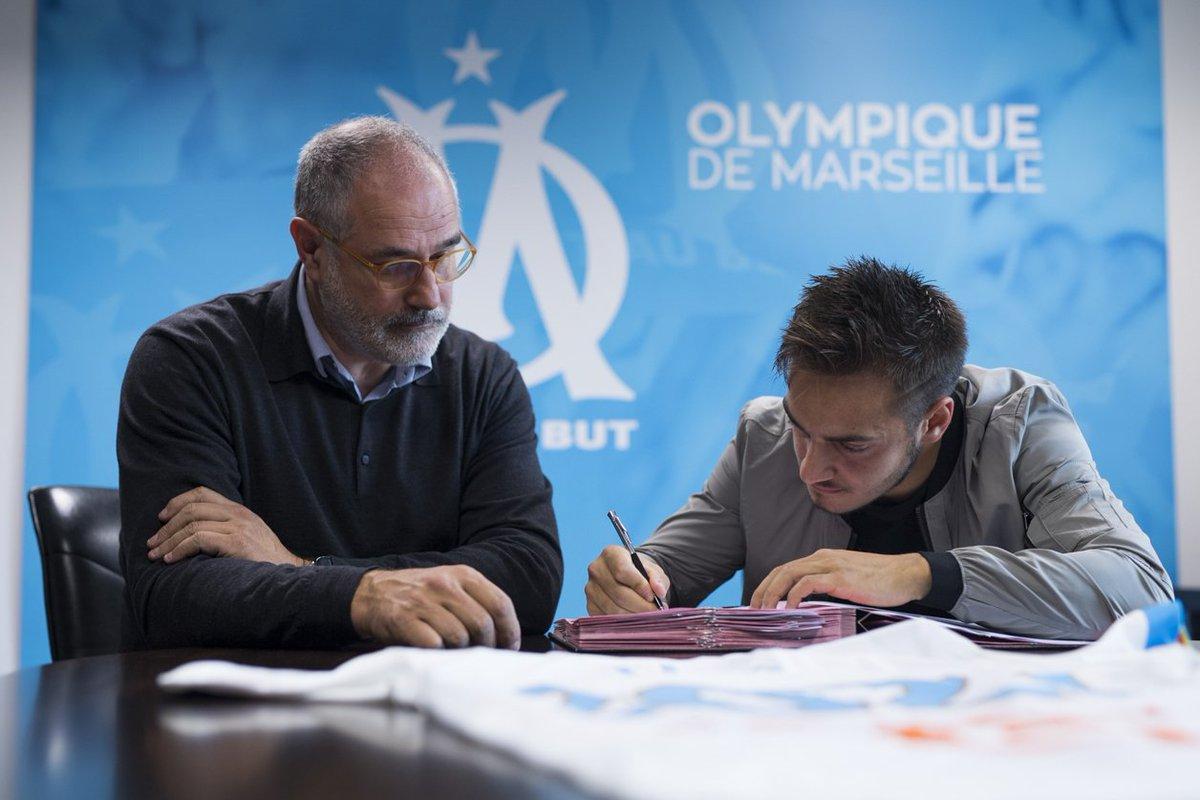 Garcia juge les signatures de Rocchia et Sari — OM