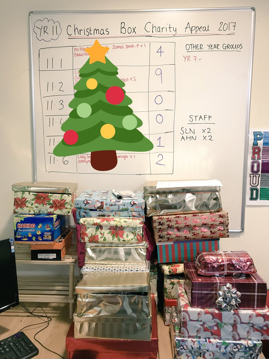Year 11 Charity Appeal for Friends of Essex and London Homeless is gradually building momentum! #proud #community @EppingStJohns <br>http://pic.twitter.com/Mis5imrPg1