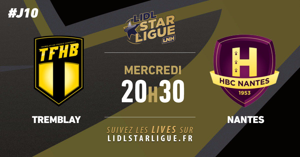 #JourDeMatch Latest News Trends Updates Images - HBCNantes