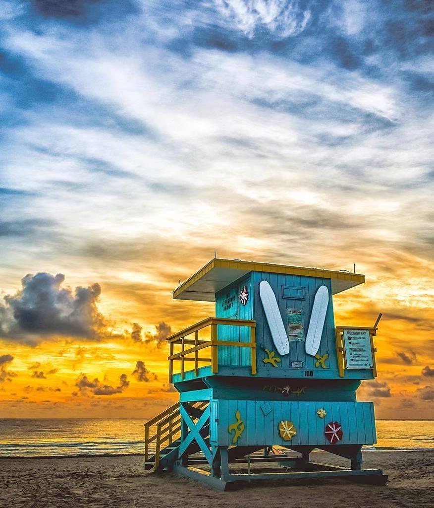 South Beach Sunrise #LoveFL Credit: http...