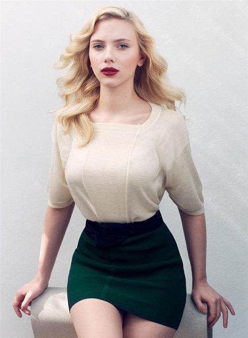 Happy birthday to Scarlett Johansson