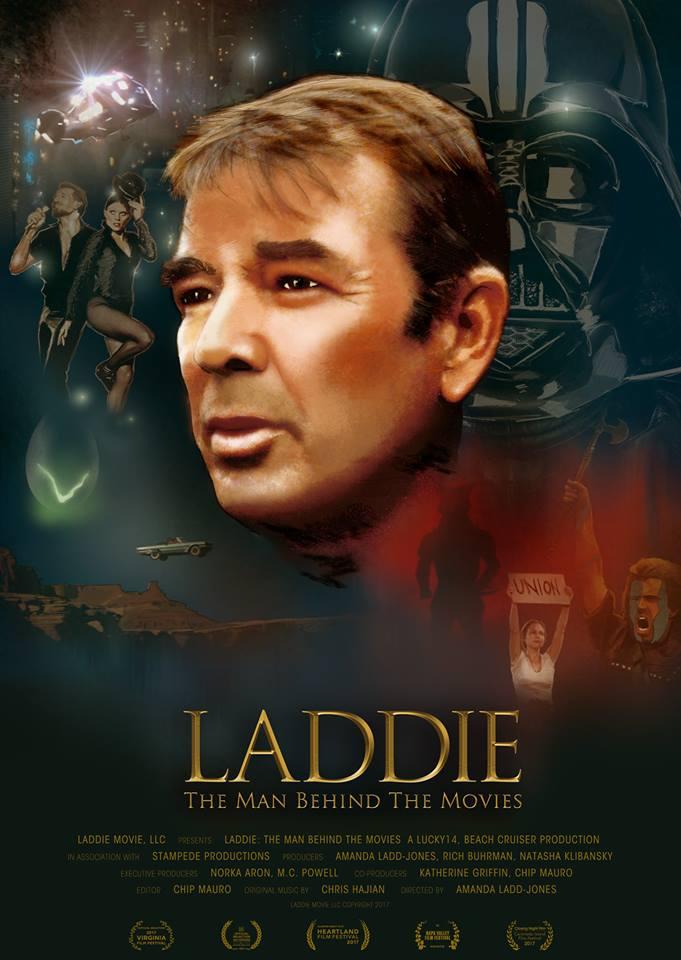 #Laddie: The Man Behind The Movies Official Trailer just dropped. #Laddiemovie #Alanladdjr #StarWars #Bladerunner #GeorgeLucas #RonHoward #BraveHeart #Alien #RidleyScott  Watch it here   https:// youtu.be/EIPZHXat15U  &nbsp;  <br>http://pic.twitter.com/V8IqmjR2Cy