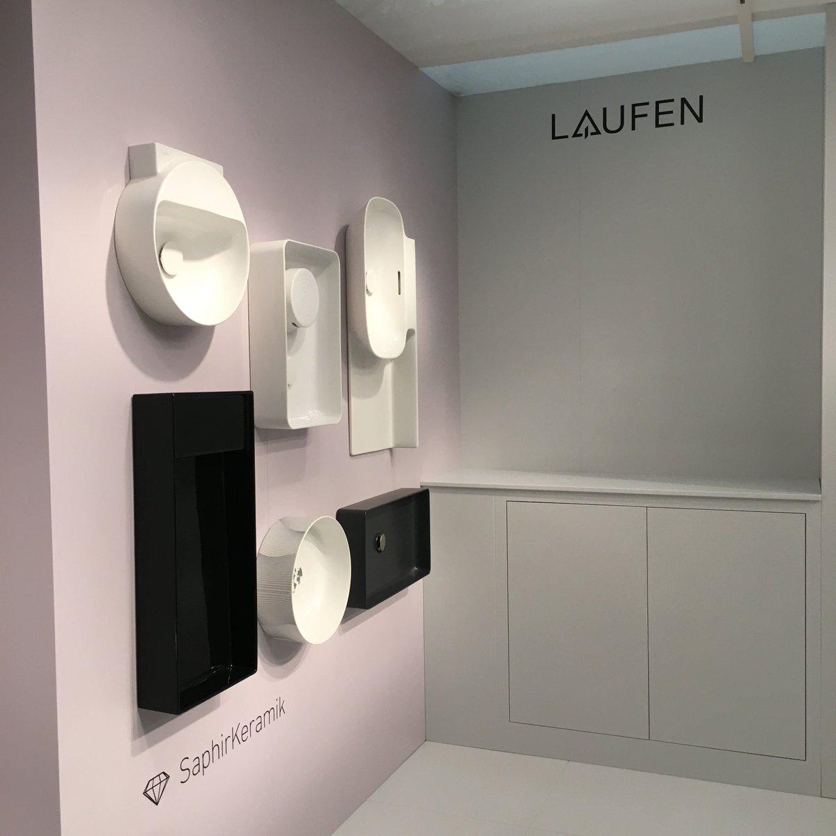 The latest in bathroom innovation from @LaufenBathrooms on their stand @sleepevent #saphirkeramic #bathroomdesign <br>http://pic.twitter.com/rXufaj1rMn
