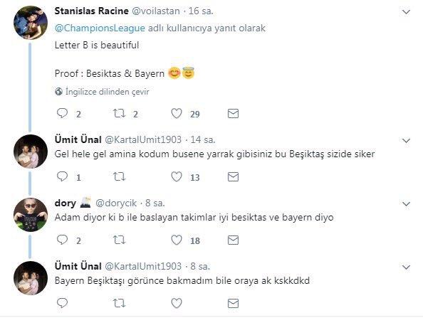 RT @yesiltribun: Bu Bjk'liler niye böyle ya :d https://t.co/FC0eleLPCI