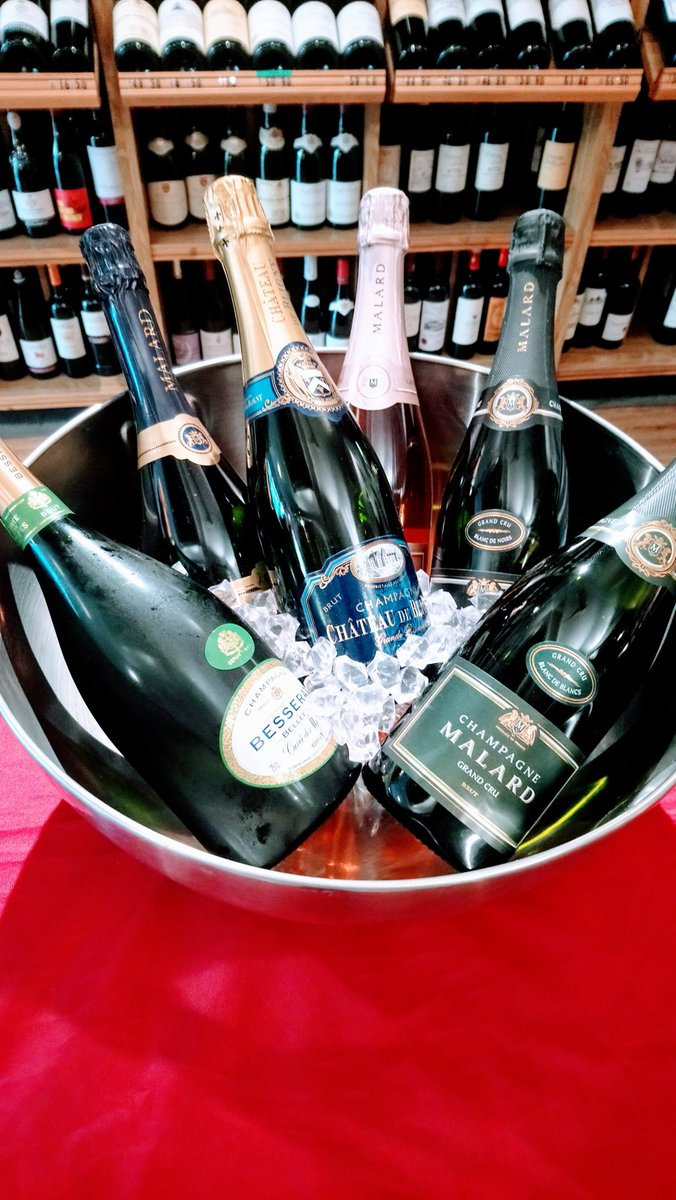 Handpicked selection of #champagnes on #promotion. Come and #TasteTheDifference this weekend in shop @SWofStJohnsWood! #bubbles #wednesdaymotivation<br>http://pic.twitter.com/U4ugcJmwzx