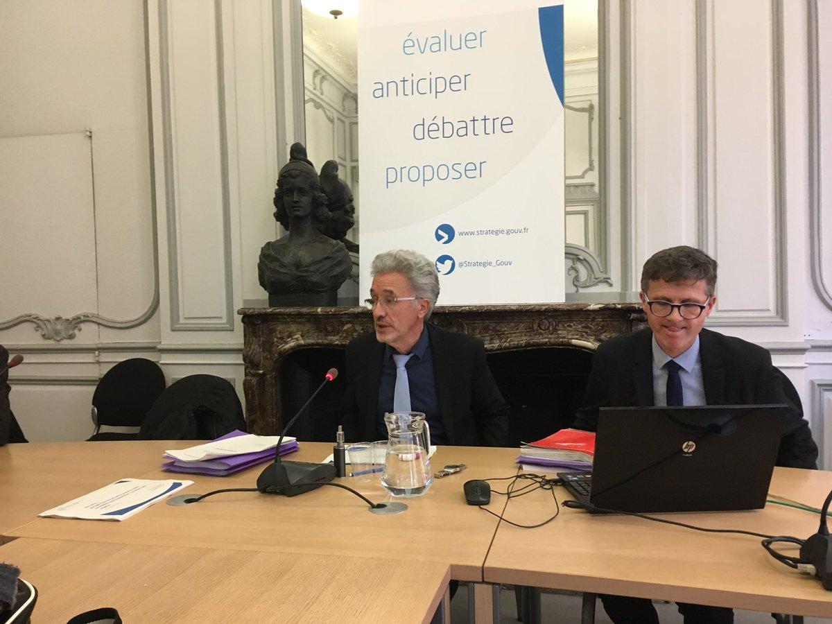 La conférence du Conseil d'orientation des retraites (COR) sur les perspectives financières des régimes commence #retraite