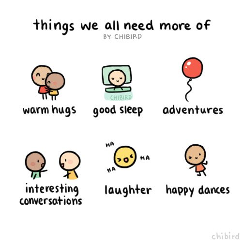 Cheat sheet for a lil daily happiness by @ChibirdArt 😊 https://t.co/hGKcF8fvIp