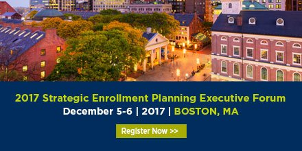 Happy Thanksgiving! Carve out time to attend the Strategic #Enrollment Planning Executive Forum in Boston Dec. 5-6. Register now &gt;&gt;  http:// ow.ly/RIj230fR3Db  &nbsp;   #EMChat<br>http://pic.twitter.com/4CF4TMf6gq