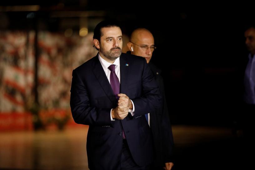Lebanon's Hariri says to hold off resignation as PM https://t.co/GWz8ge0DB3 https://t.co/5sJxHULruT