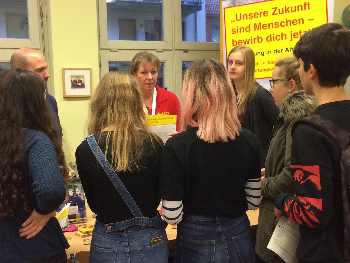 Goethe Schule Harburg berufsinformationstag hashtag on