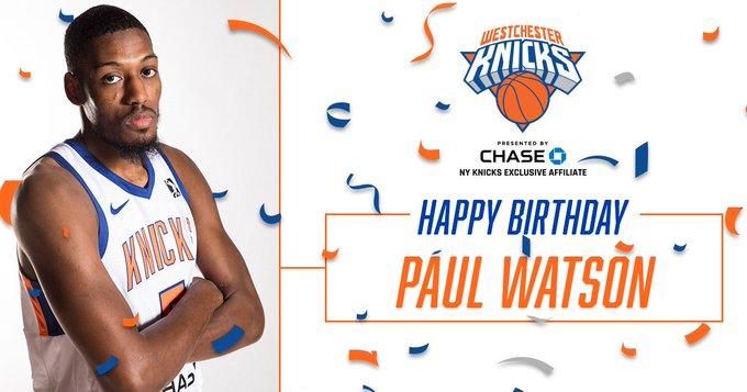 More to celebrate! We have a birthday - have a happy one Paul Watson!