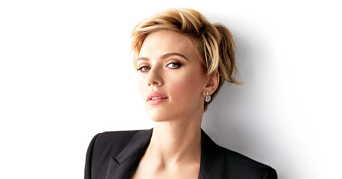 Happy birthday, Scarlett Johansson.