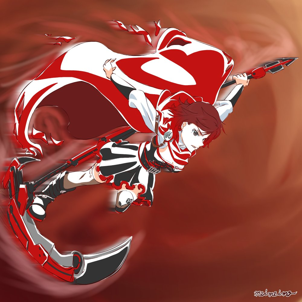 Red Like Roses #RWBY <br>http://pic.twitter.com/8uncz6oK3E