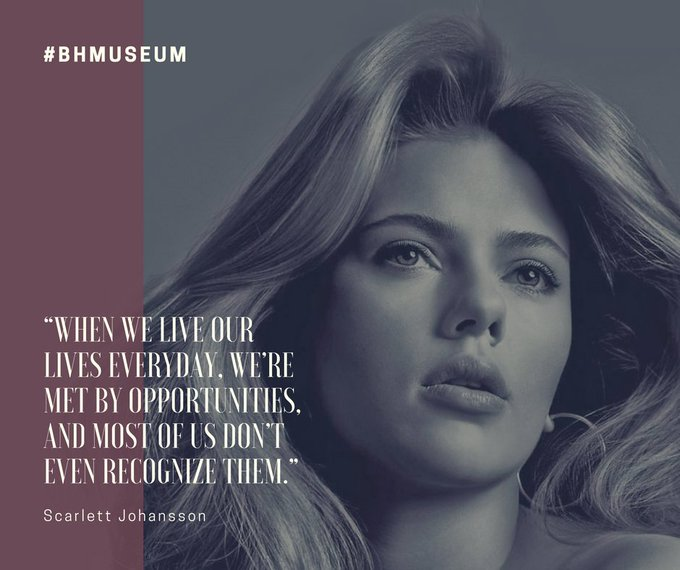 Happy birthday, Johansson!