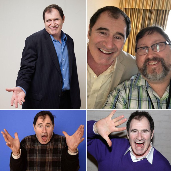 Happy birthday to one of my favorite Random Roles interviewees: Richard Kind.