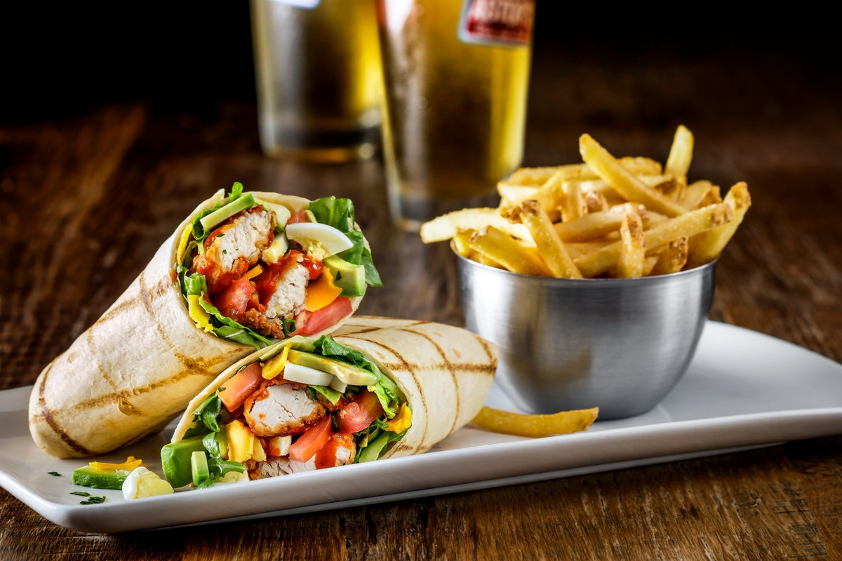 Jack Astor S On Twitter Whoever This Guy Cobb Was We Re Pretty Sure We Re Doing Him Proud Chicken Cobb Wrap Mixed Greens Cheddar Cheese Crispy Chicken Fingers Hard Boiled Egg Tomato Bacon