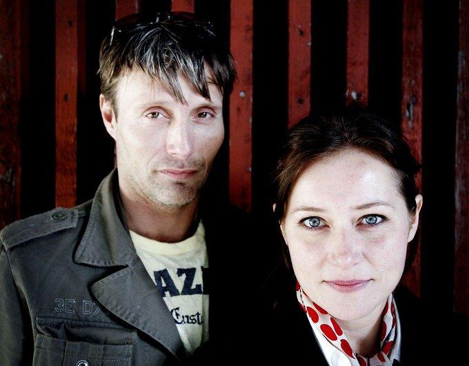 Happy Birthday to Mads Mikkelsen & Sidse Babett Knudsen!