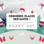Dernières places pour la Corrida de Noël... DÉPÊCHEZ VOUS !!!
