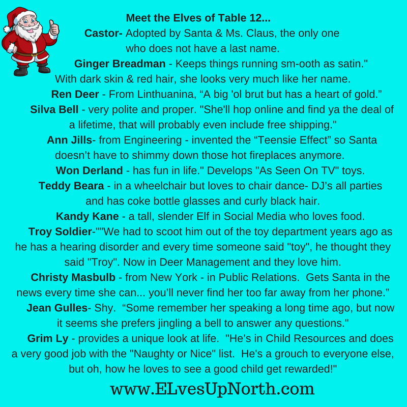 #ElvesUpNorth #BookReview - 1st time Santa&#39;s workshop shows the &quot;#RealWorld!&quot; <br>http://pic.twitter.com/FodjL6IzQ6