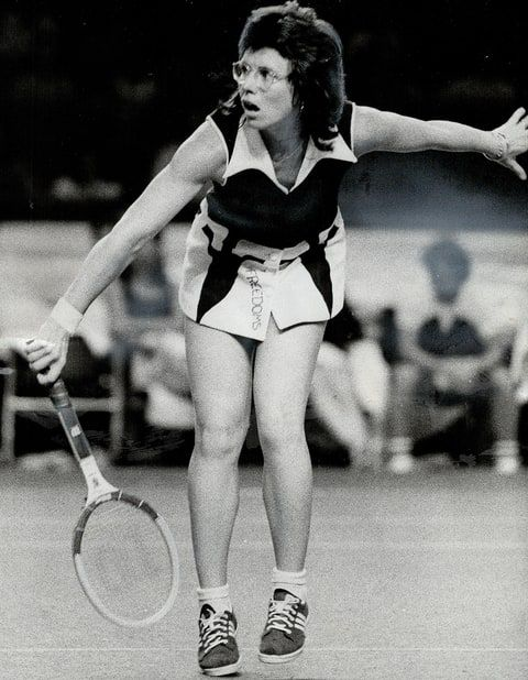 Happy birthday tennis legend Billie Jean King!