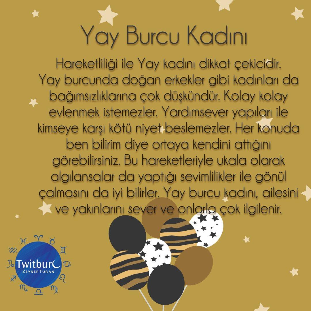 Zeynep Turan On Twitter Yay Burcu Kadınları Nasıldır Httpst