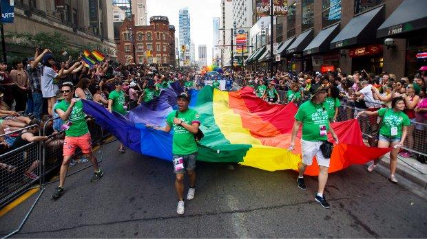 Pride Toronto has a nearly $500,000 defi...