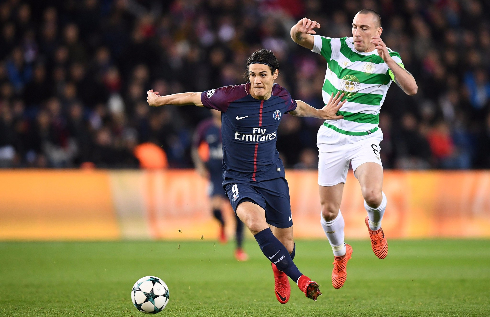 PSG vs Celtic Highlights