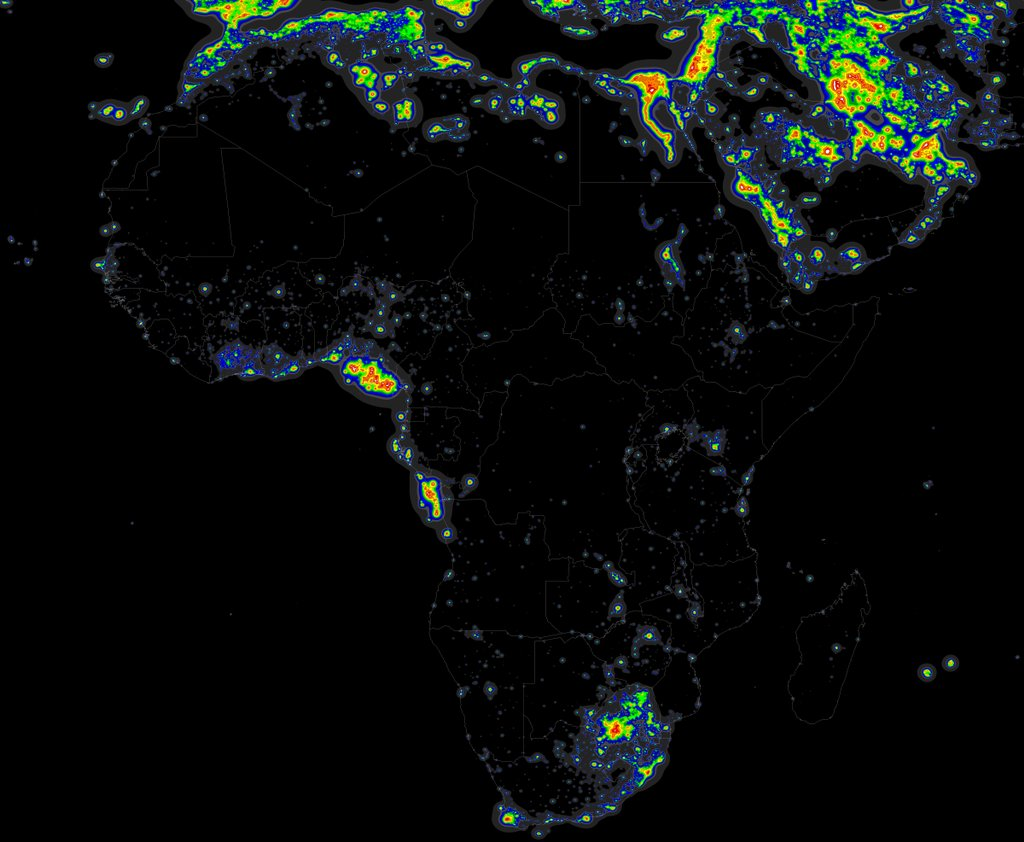Amazing Maps on Twitter: