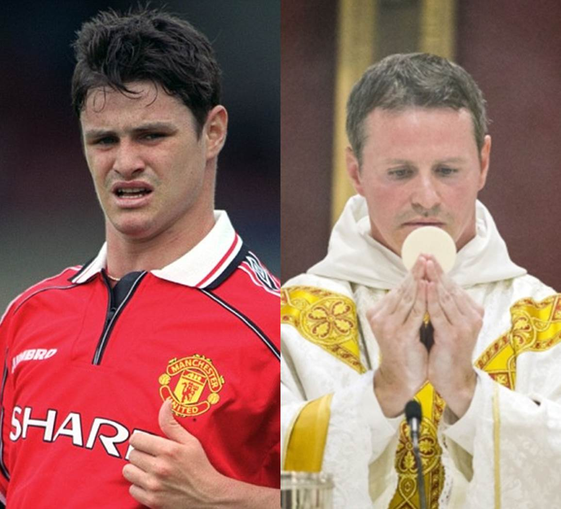 #AcciónLSR Philip Mulryne, de futbolista del United a Sacerdote https://t.co/QW29mHWzu7 https://t.co/Xs6FfqTtVa