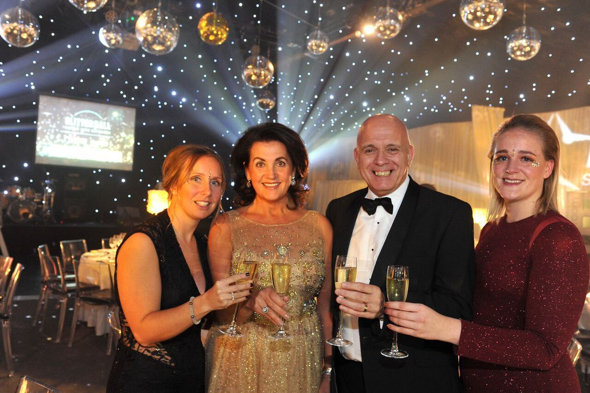 Glitter Ball at Kesgrave Hall raises over £50,000 for @InspireSuffolk and @geewizzcharity  https:// buff.ly/2mMGWKd  &nbsp;   @kesgravehall @milsomhotels #charity #community #Ipswich  #Suffolk #events #gala #fundraising #glitterball<br>http://pic.twitter.com/wRILdH30Nx