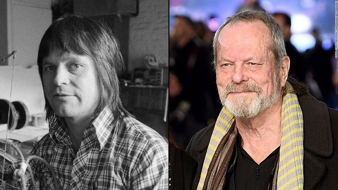 Happy Birthday Terry Gilliam  77-years young today!
