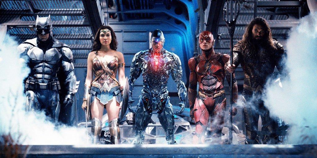 Checkout Claire's take on Justice League...