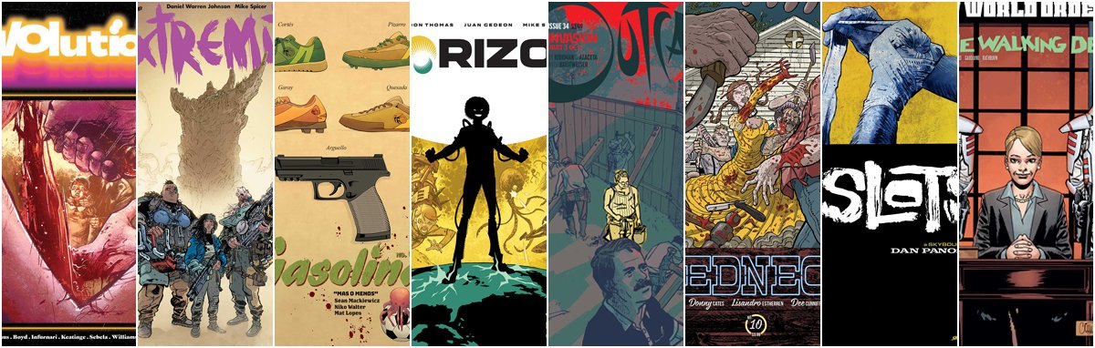 ICYMI our February 2017 solicits are now...