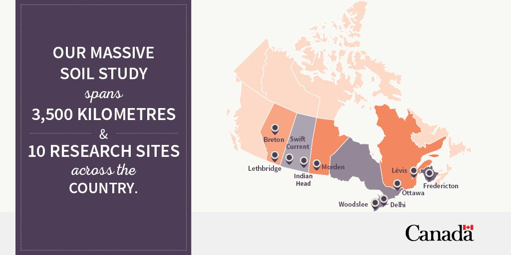 #Soil decomposing litter faster may lead to a need for change in how/when #CdnAg fertilizes our fields. Learn more:  http:// ow.ly/r4lk30gKLG8  &nbsp;  <br>http://pic.twitter.com/WNNAKPawKJ