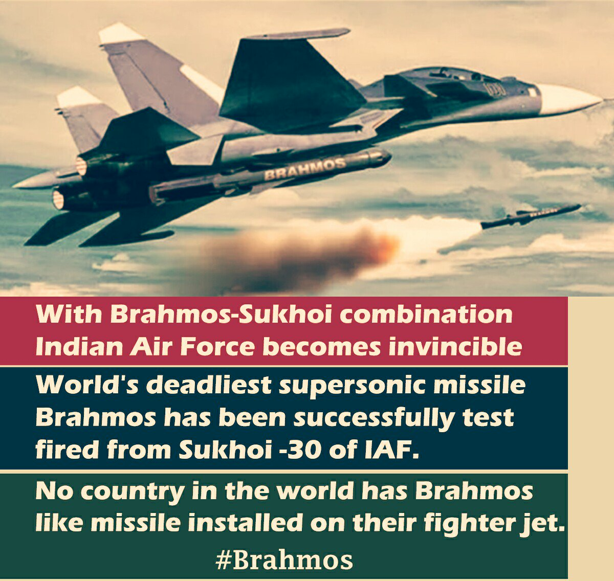 India Launches #BrahMos, Pakistan Launch...