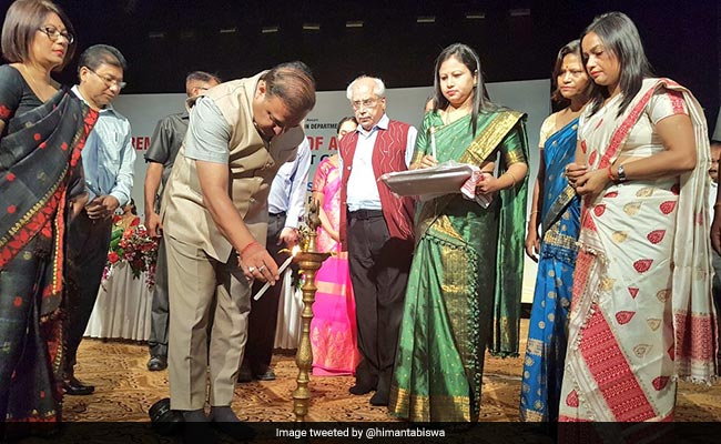Assam Health Minister Himanta Sarma Says Cancer Strikes Those Who Sin - NDTV  https://www. ndtv.com/india-news/ass am-health-minister-himanta-sarma-says-cancer-strikes-those-who-sin-1778792 &nbsp; …  #Shame  @GauravGogoiAsm @sushmitadevmp @INCAssam<br>http://pic.twitter.com/PU1XhklXO8
