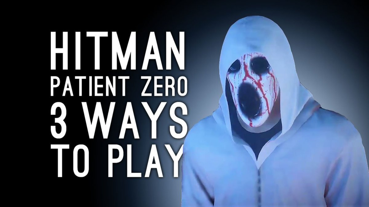 Outsidexbox On Twitter 3 Ways To Play Hitman S New Patient Zero Mission The Author Including Ghostface Pen Murder Https T Co Vavs15uec3 Https T Co Kwyq9hb1s6