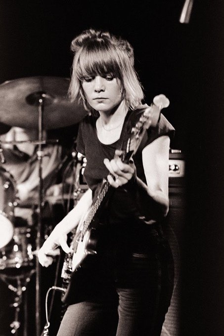 Happy Birthday to your hero & mine, Tina Weymouth.